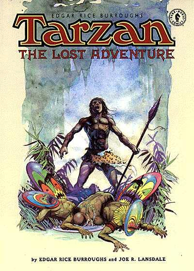 DH Lost Adventure 3 cover