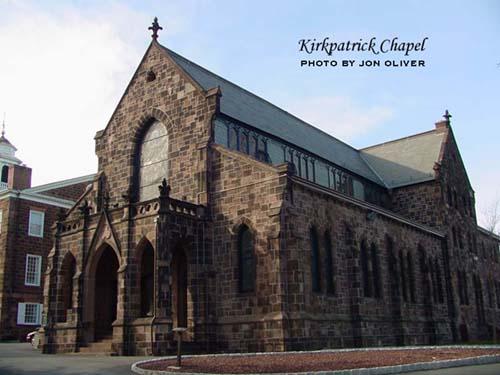 Kirkpatrick Chapel, Rutgers University