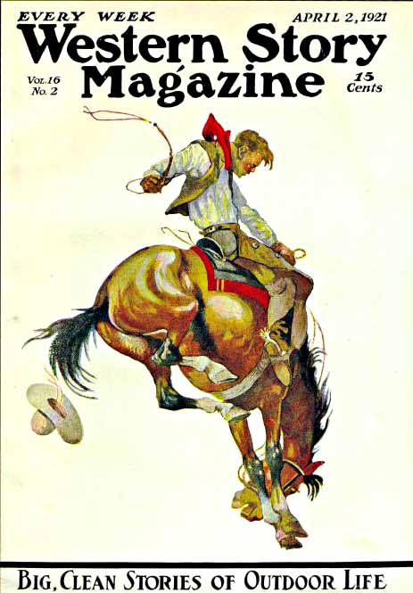 Western Story cover