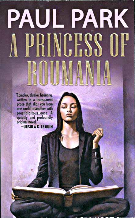 Princess of Roumania cover