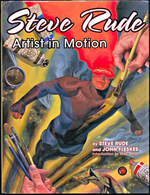 Steve Rude cover