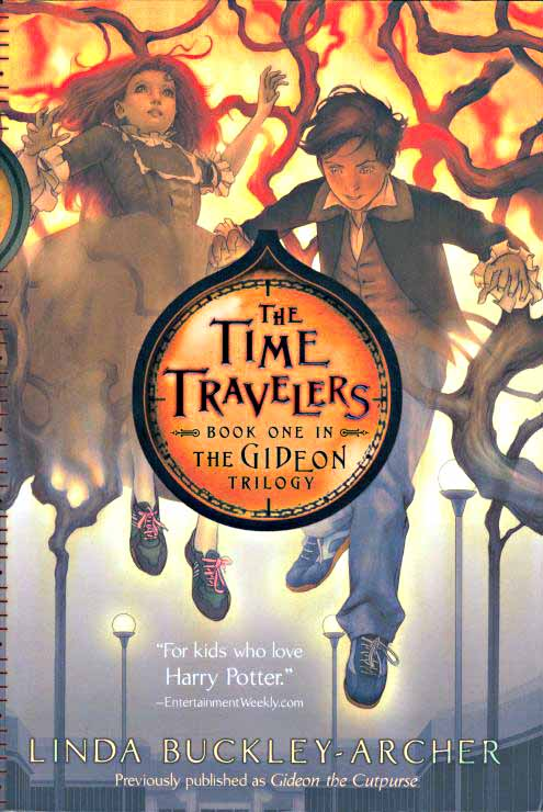 Time Travelers cover