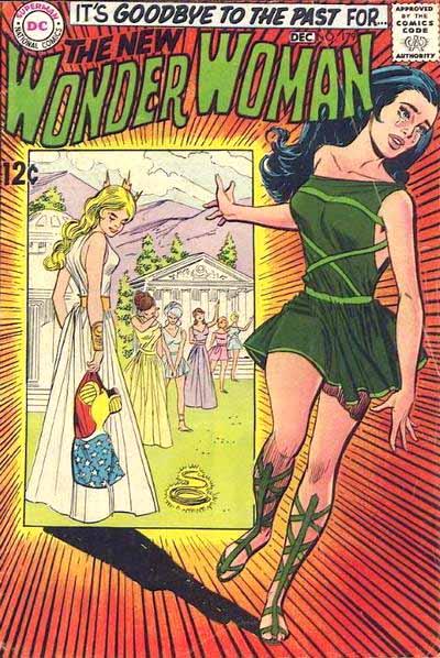 Wonder Woman 179 cover