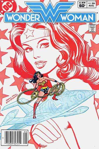 Wonder Woman 306 cover