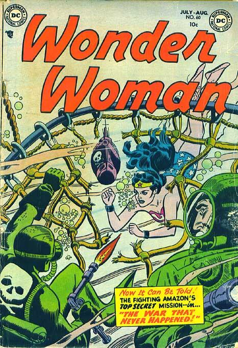 Wonder Woman 60 cover