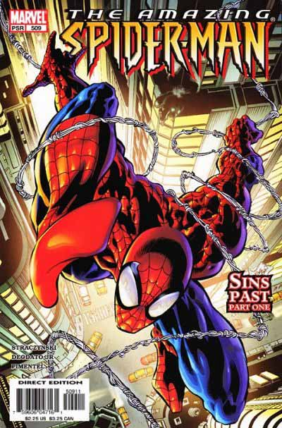 Amazing Spider-Man 509 cover
