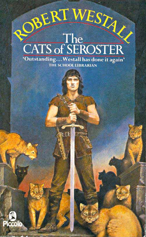 Cats of Seroster cover