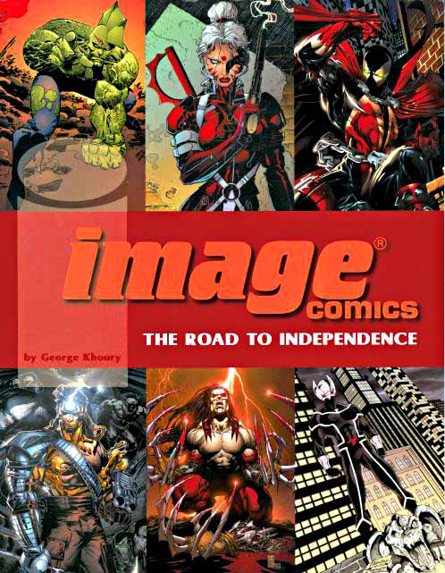 Image Comics cover