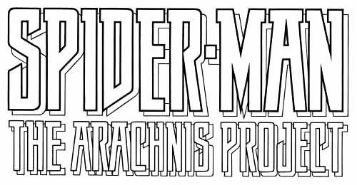 Klein Spider-Man Arachnis Project Logo