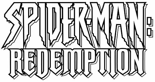 Klein Spider-Man: Redemption logo