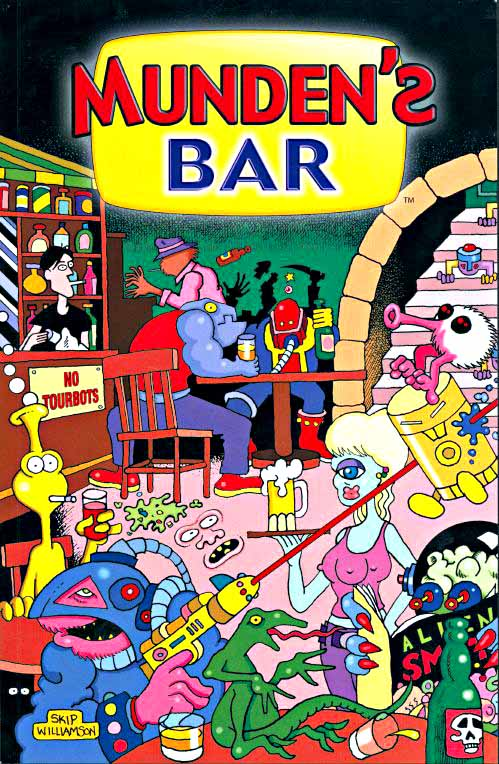 Munden's Bar cover