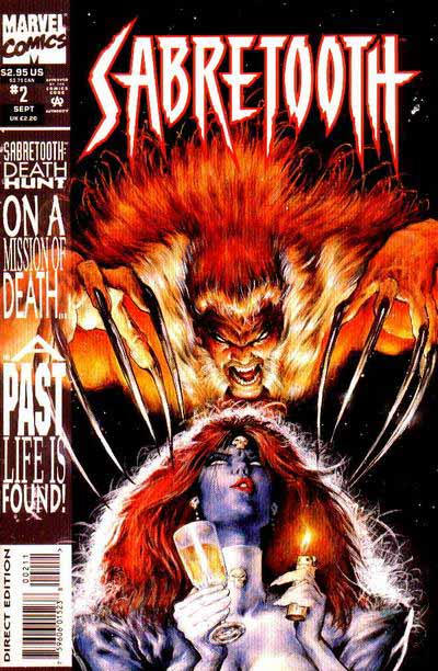 Sabretooth 2 cover