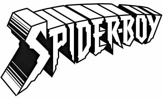 Spider-Boy Logo by Klein
