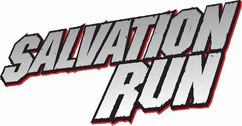 Salvation Run final logo