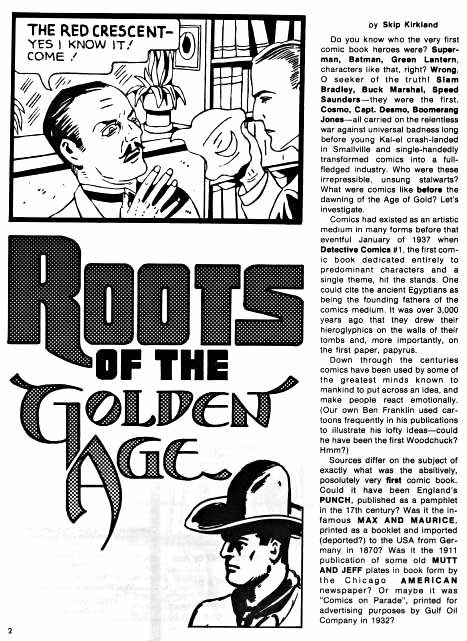 Issue 16 title page