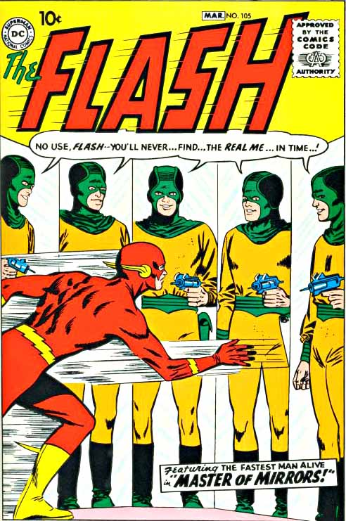 Flash 105 cover