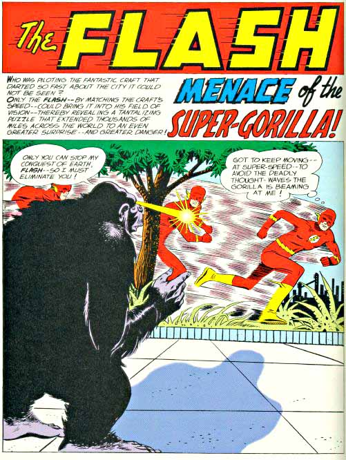 Flash 106 title page
