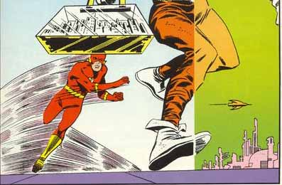 Flash 116 cover section