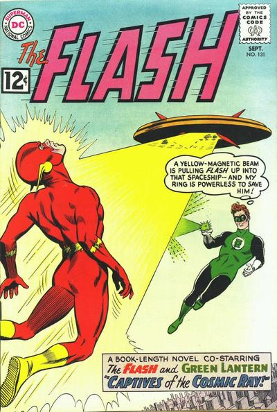 Flash 131 cover
