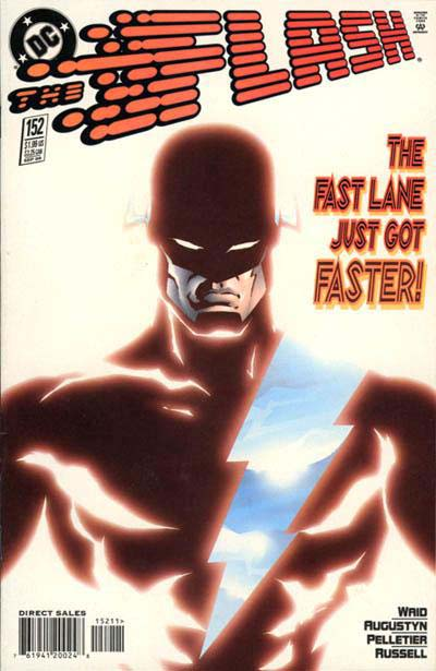 Flash 152 cover