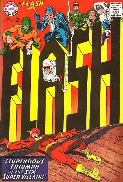 Flash 174 cover