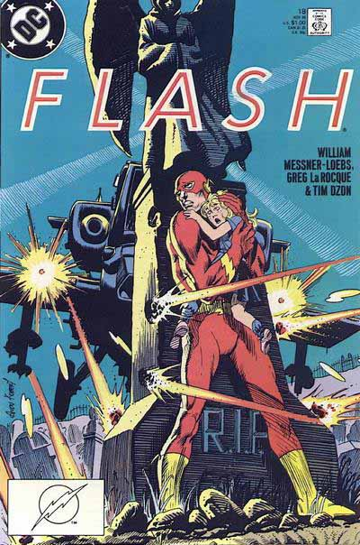 Flash 18 cover