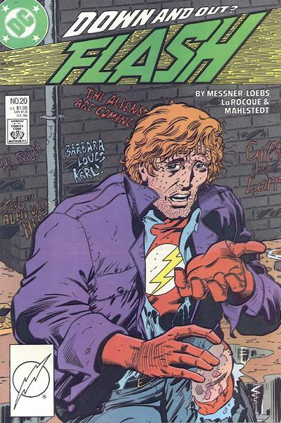 Flash 20 cover