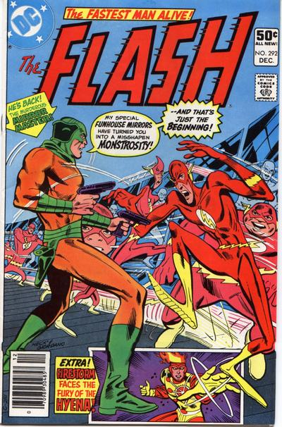 Flash 292 cover