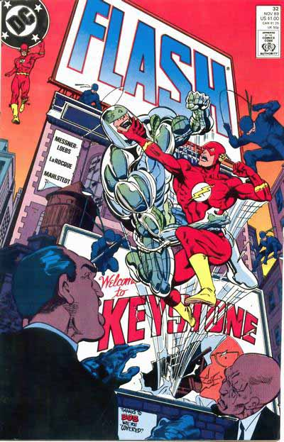 Flash 32 cover