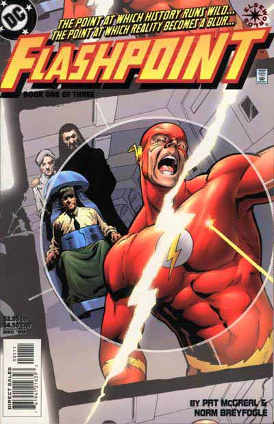 Flashpoint 1 cover