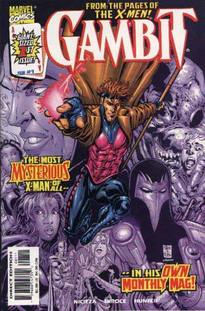 Gambit 1 cover
