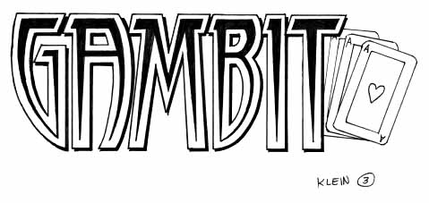 Gambit sketch 3