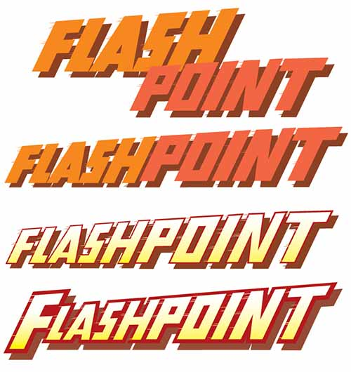Flashpoint sketches
