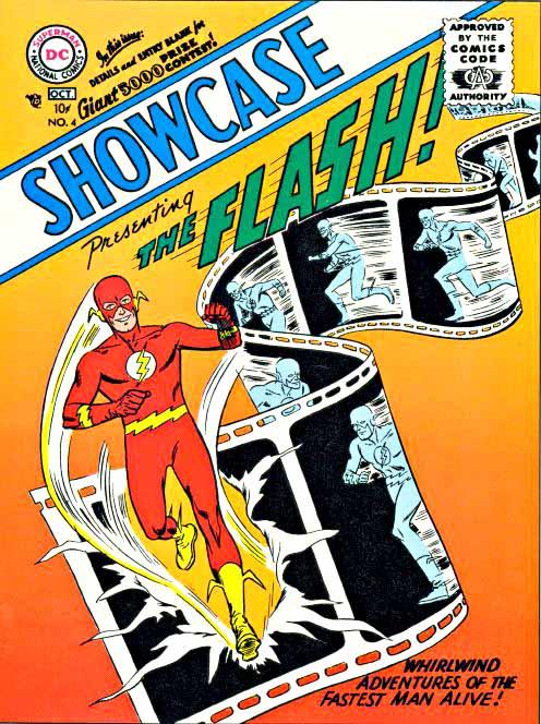 Showcase 4 cover