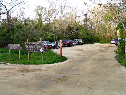 Higbee Parking Lot