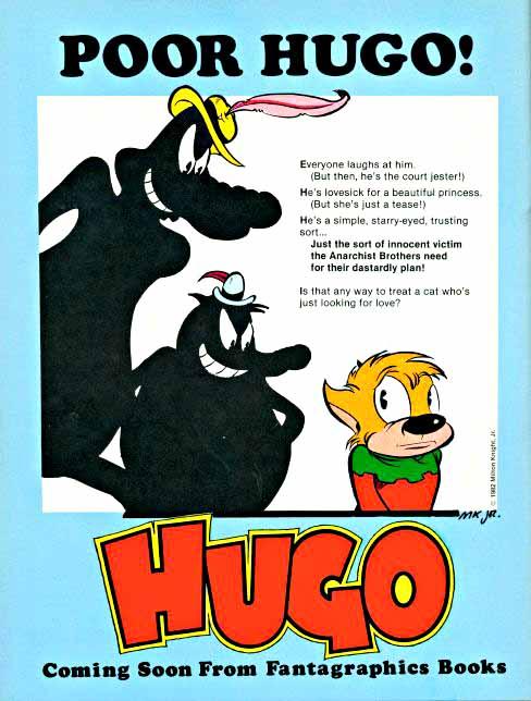 Hugo ad
