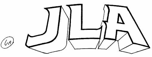 JLA logo Alex Jay