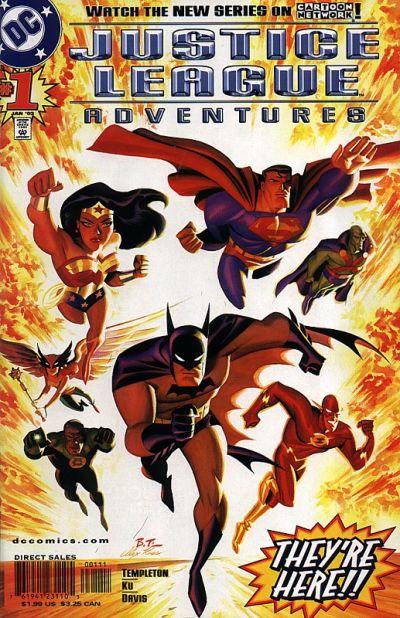 JL Adventures 1 cover