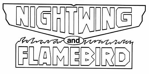 nightwingflamebirdlogo