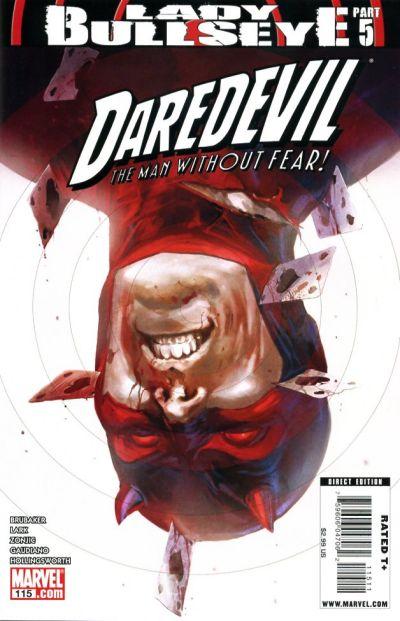 Daredevil 115 cover
