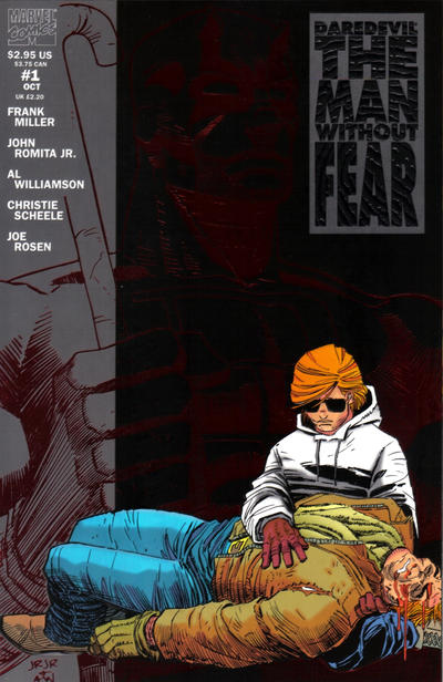 The Man Without Fear 1 cover
