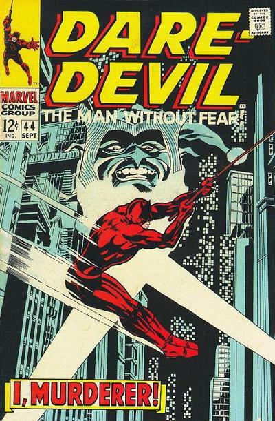 Daredevil 44 cover