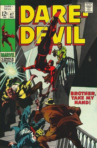 Daredevil 47 cover