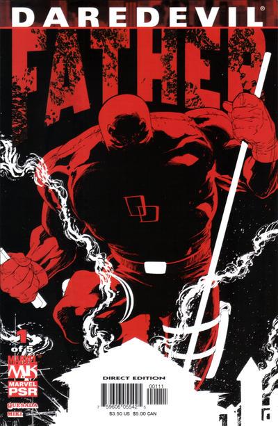 Daredevil Father 1 cover