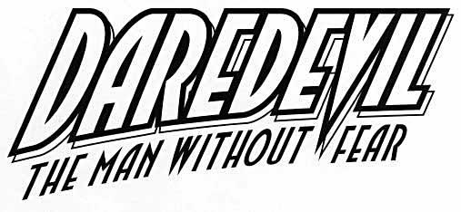 Daredevil Klein logo