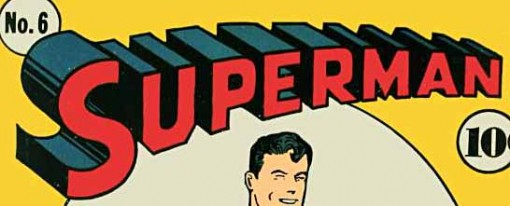 Superman 6 logo