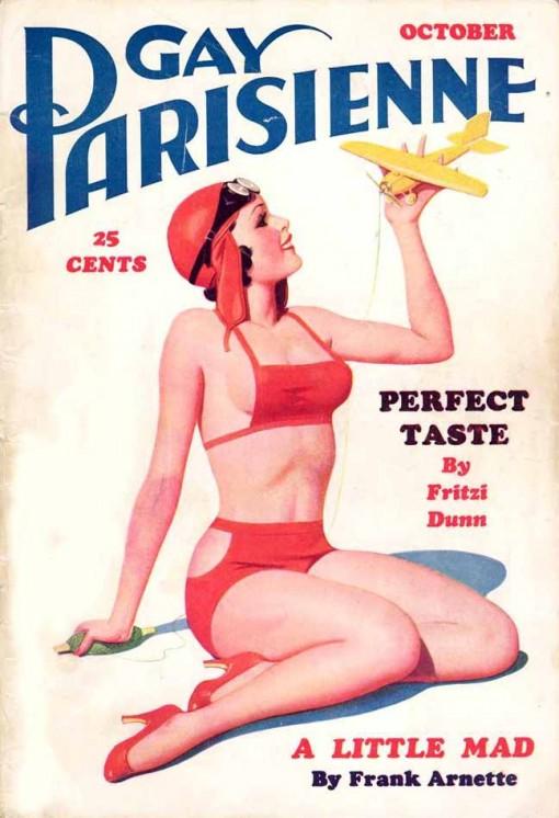 Gay Parisienne.