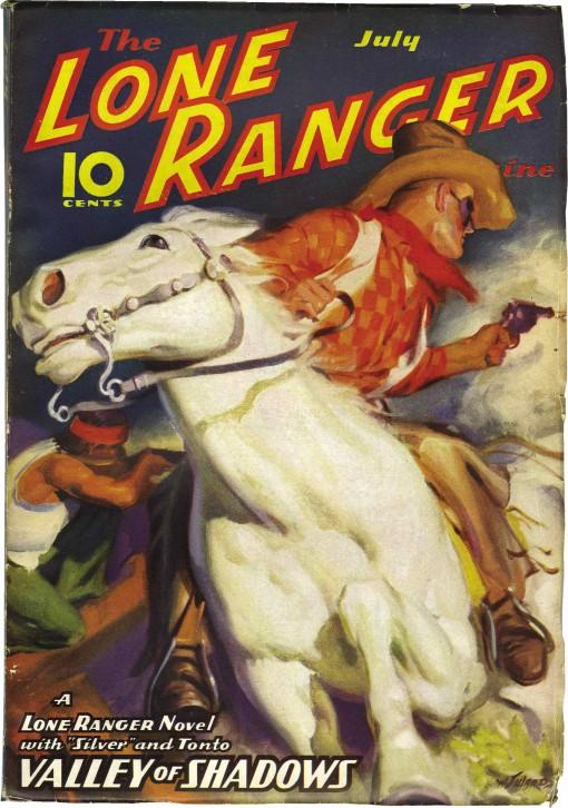 The Lone Ranger Magazine.