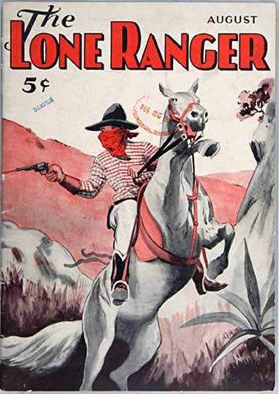 The Lone Ranger.