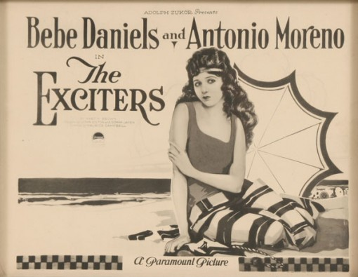 Early film lobby card.